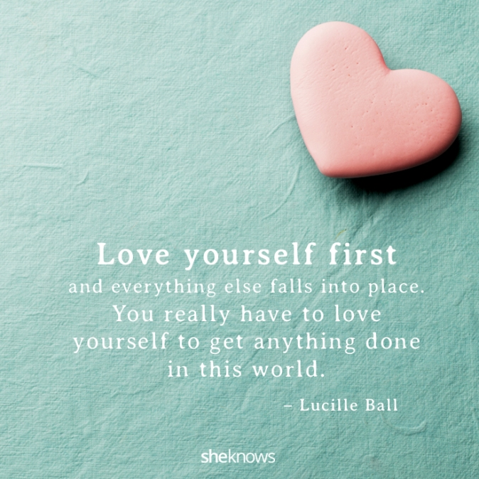 relationships love yourself 1