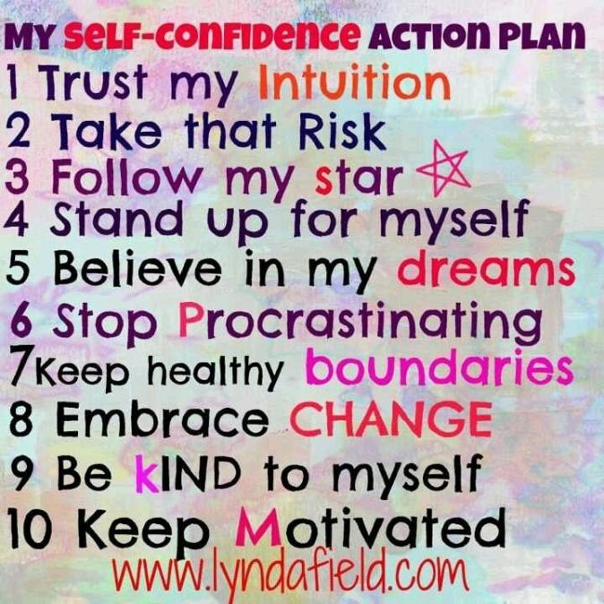 self confidence 2