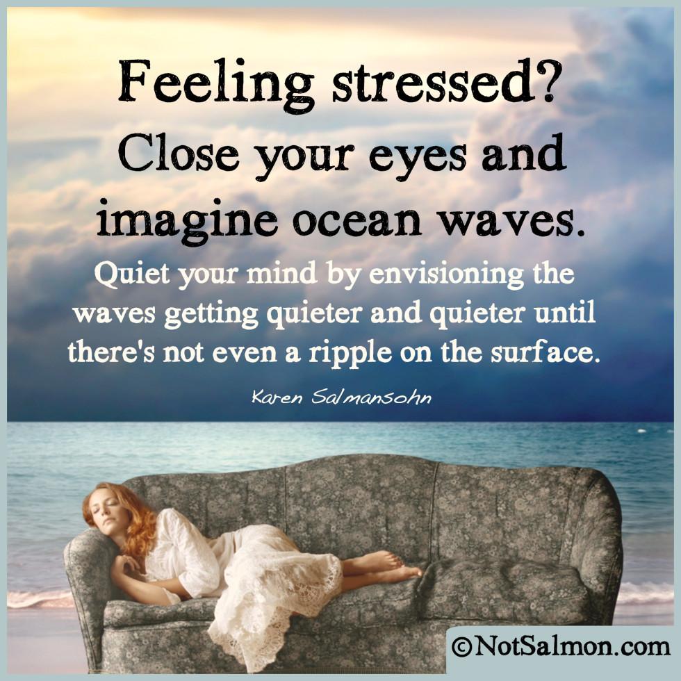 -stressed