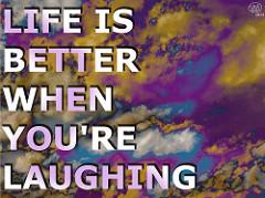 laughing at stress 3