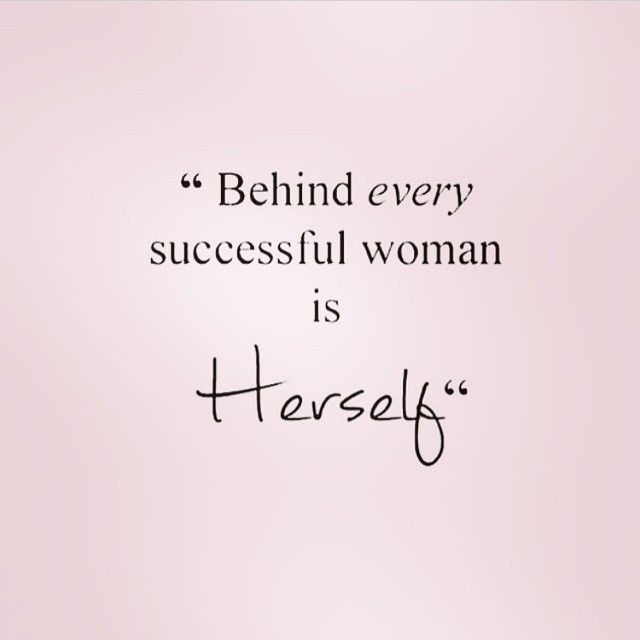 success and strength
