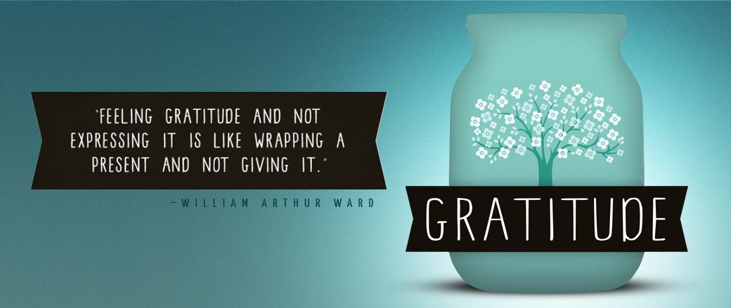 Gratitude extra