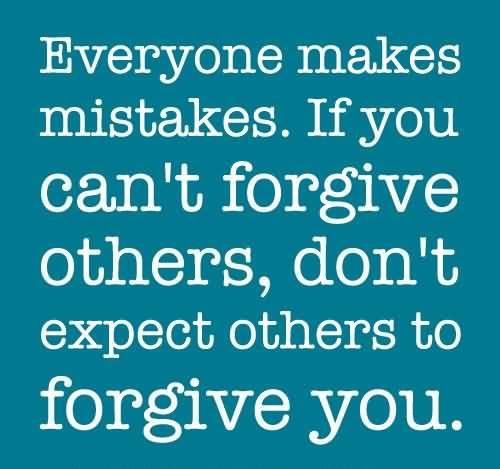 wednesday forgiveness
