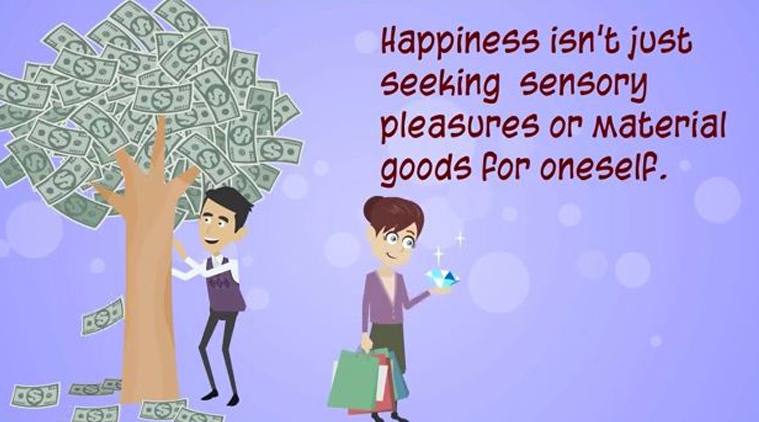 happiness daily 4