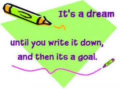 imagesdream and goal setting