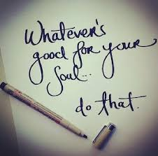 good for your soul
