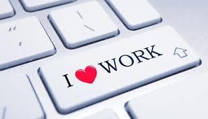 Image I love work