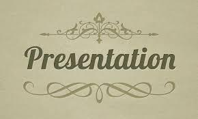 images Presentation