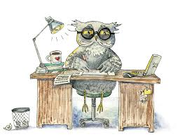 images workaholic owl