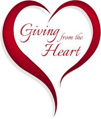 descarga (1) giving from the heart