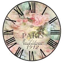 images clock paris