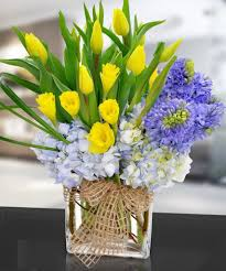 images easter flowers yellow