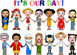 images International womens day first