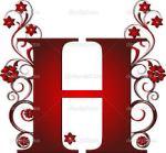image letter H