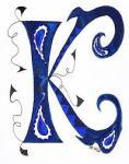 image letter K
