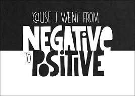 image negative poster