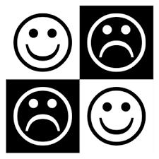 image negative smile
