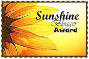 image sunshine blogger award