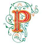 images letter P