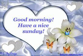 images Happy sunday morning 2