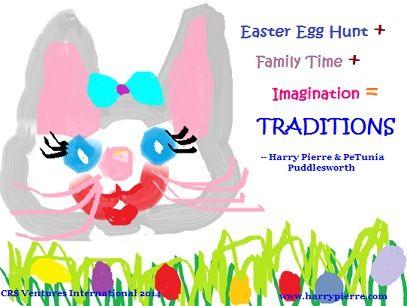 Easter egg hunt 1