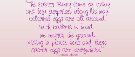 Easter egg hunt 2