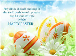 Easter quote & picture