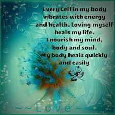 cells energy & love