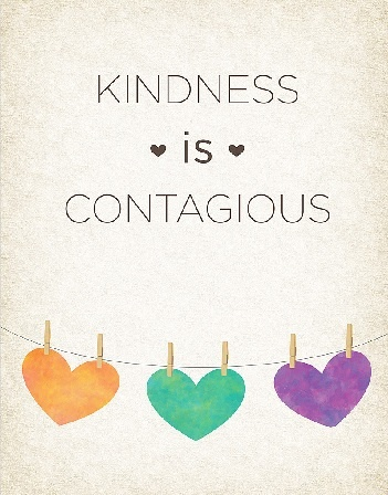 Kindness intention