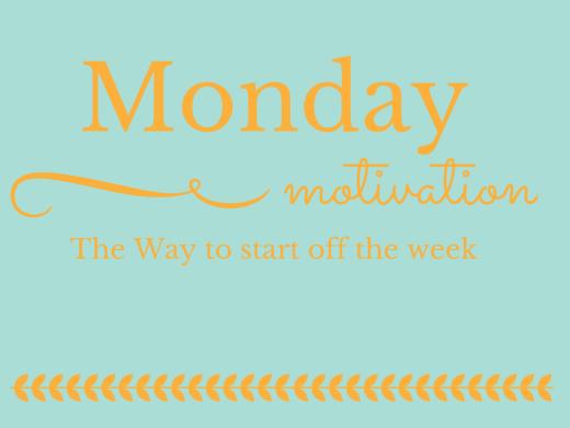 Monday now