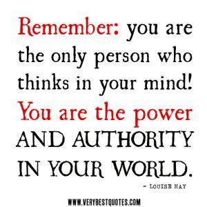 You & Thinking