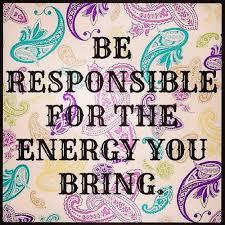 Energy responsable