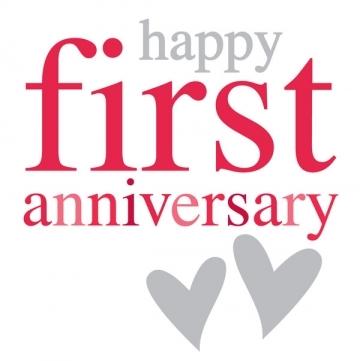 first-anniversary Joshua & Sonia