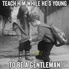 gentleman kindness