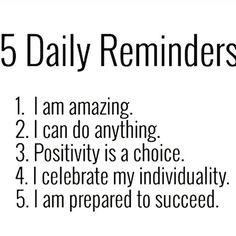 wednesday reminder