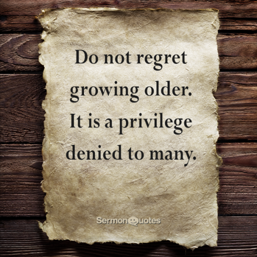 growing old 2