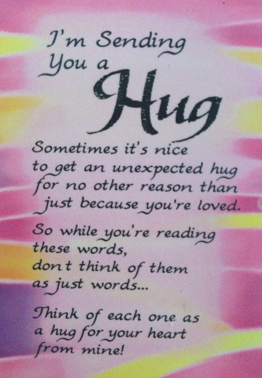 hugs 2