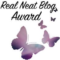 Real neat blog award 1