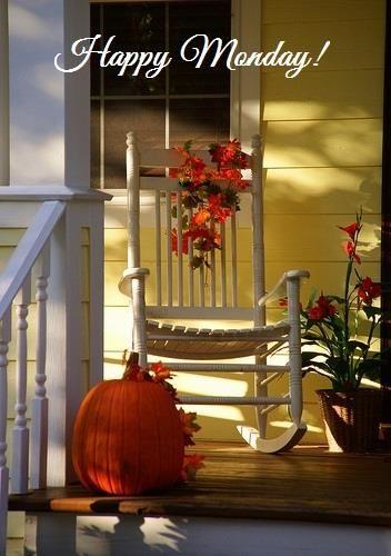 autumn monday