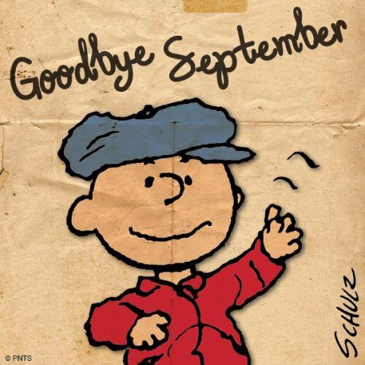 bye bye september