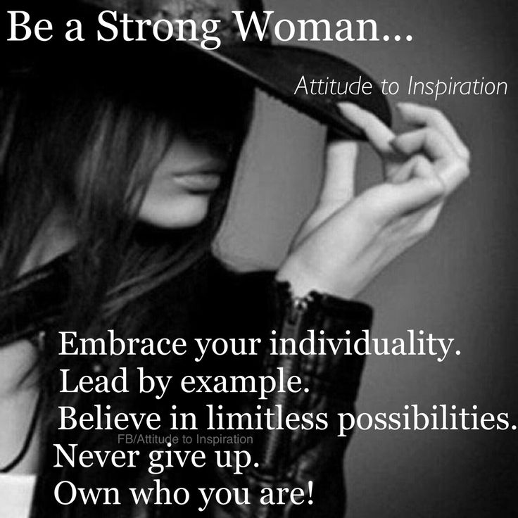 Quotes On Women Attitude: YOU ARE YOU !……………..