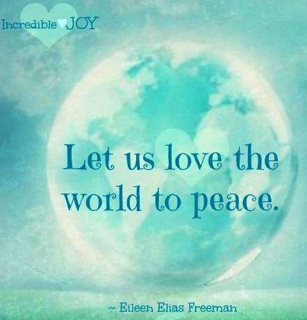 world peace 1