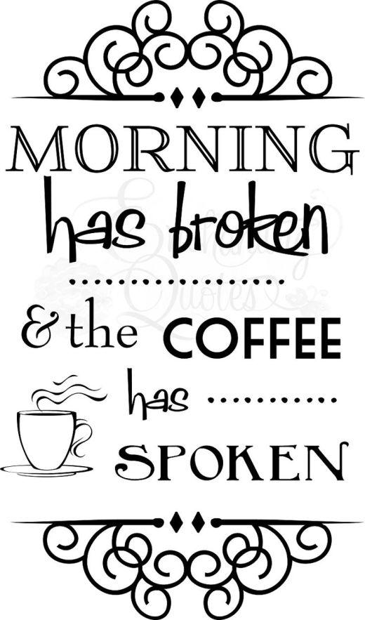 Coffee sunday 1