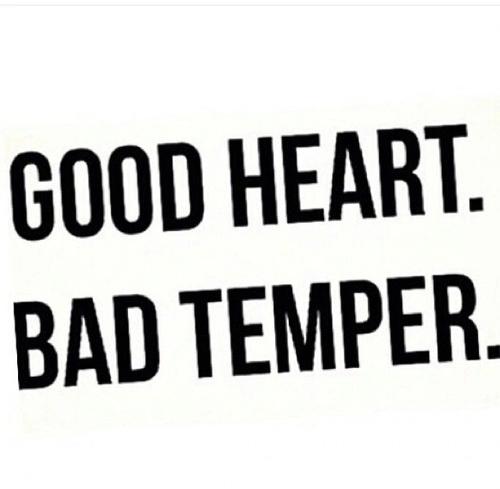 bad temper 1