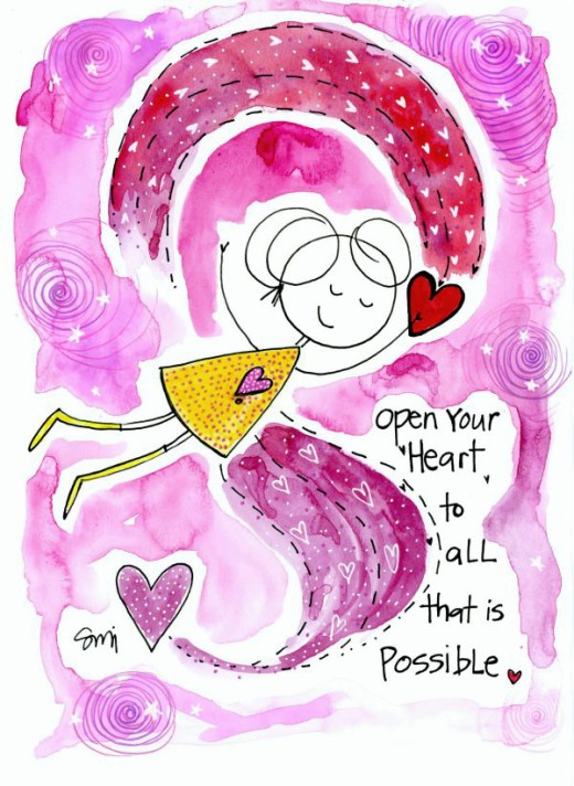 open your heart 3