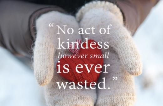 Christamas kindness