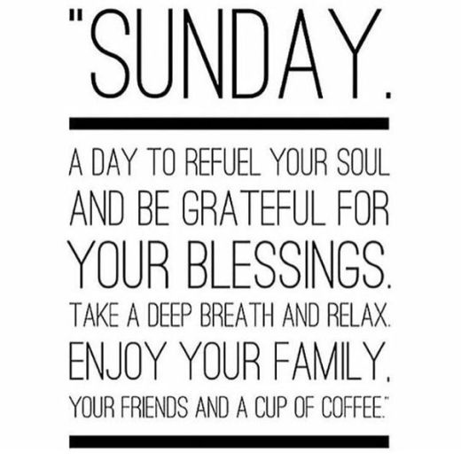 happy sunday family