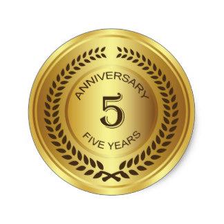 6th anniversary