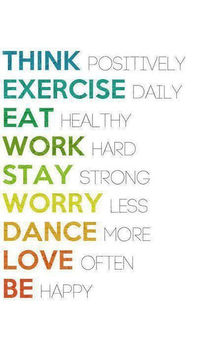 healthy living 2