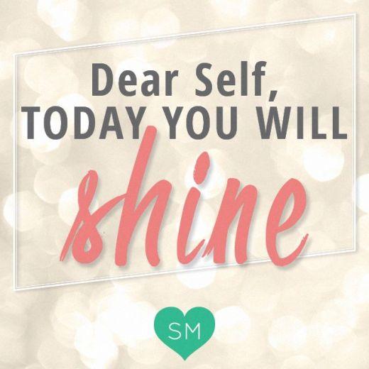 Shine today november